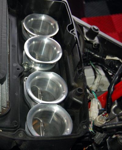 gsxr1000, 2009, velocity stacks, factory pro, Suzuki