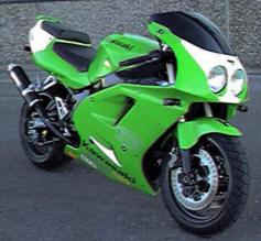 Kawasaki Ninja Zxr Carb