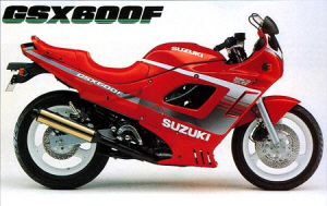 Suzuki GSX600F Katana 90 92 Factory Pro Series S02 The Carb Recal Kit And Ignition Advance Rotor Perks Up Low End Midrange Power